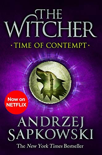 Time of Contempt: Witcher 2 - Now a major Netflix show (The Witcher) (English Edition)