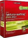 Lexware faktura+auftrag 2017 plus-Version Minibox (Jahreslizenz) / Einfache Auftrags- & Rechnungs-Software für alle Branchen / Kompatibel mit Windows 7 oder aktueller -