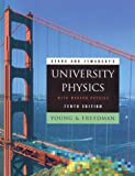 Sears and Zemansky's University Physics With Modern Physics (Addison-Wesley Series in Physics) 10th edition by Young, Hugh D., Freedman, Roger A., Sandin, T. R., Ford, A. (2000) Gebundene Ausgabe