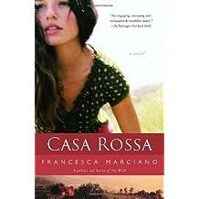 Casa Rossa by Francesca Marciano (2003-10-14)