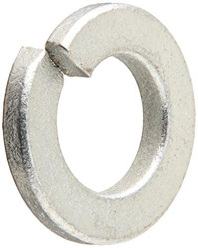 Die Hillman Gruppe 300024Federwegbegrenzer Split Lock Zink Waschmaschine, 3/8, 100Stück
