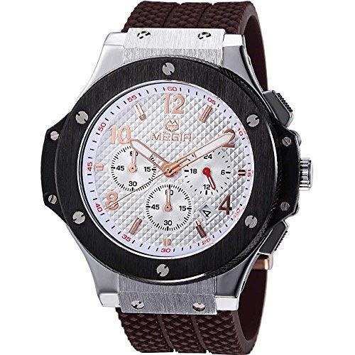vear-mens-design-dial-chronograph-military-auto-date-quartz-sports-silicone-watch-brown-silver