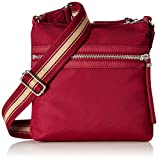 ESPRIT 017ea1o010, Women's Cross-Body Bag, Rot (Coral Red), 4x22x21,5 cm (B x H T)