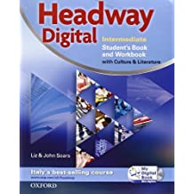 Headway digital. Intermediate. Student's book-Workbook. Per le Scuole superiori. Con CD-ROM. Con espansione online