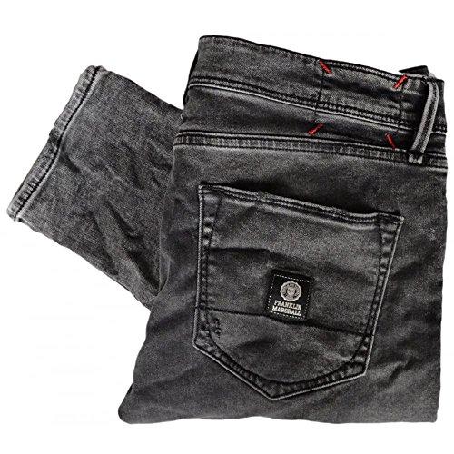 Franklin & Marshall - Jeans - Homme Grey Vintage Grey Vintage