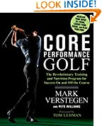 #10: Core Performance Golf: The Revolutionary Training and Nutrition Program for Success On and Off the Course