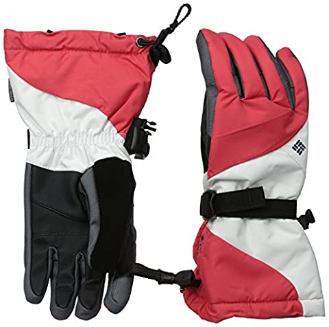 Columbia Sportswear Women's Bugaboo Interchange Gloves, Red Hibiscus, X-Large