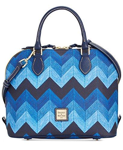 dooney-bourke-bolso-de-asas-para-mujer-azul-denim-chevron