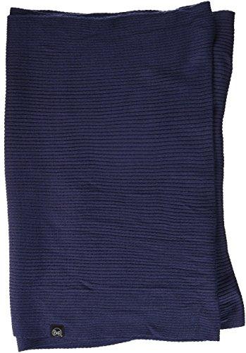 Buff Knitted Infinity Nones écharpe, Dark Navy, One Size