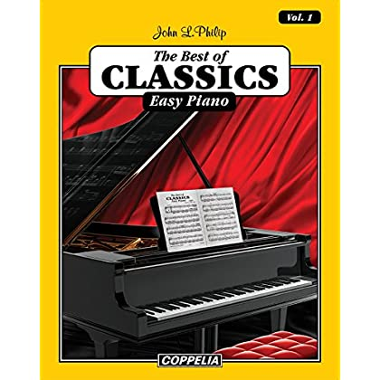 The best of classics easy Piano vol. 1
