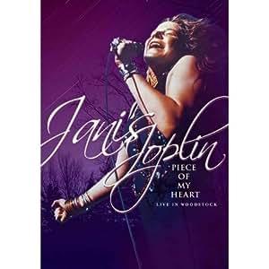 Janis Joplin - Piece Of My Heart [DVD]