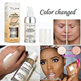 Jaminy Make Up Cream Gesicht Glitzer Concealer Shimmer Liquid Foundation Face Glow Ultra Konzentrierte