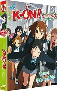 K-ON !! Saison 2 - Box 2/2 - Dvd