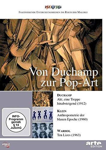 Von Duchamp zur Pop-Art: Duchamp/Klein/Warhol -