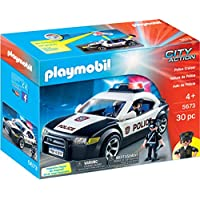 Playmobil City Action Police Cruiser - 5673