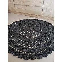 Suchergebnis Auf Amazon De Fur Teppich Gehakelt