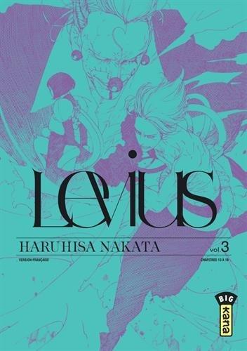 Levius, tome 3
