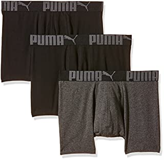 Puma 641380001 - Boxer - Uni - Lot de 3 - Homme - Noir (Noir/Anthracite) - L (B015SXNLLS) | Amazon price tracker / tracking, Amazon price history charts, Amazon price watches, Amazon price drop alerts