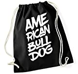 Turnbeutel - AMERIKANISCHER BULLDOG American Bulldog Bulldogge - Best Reviews Guide