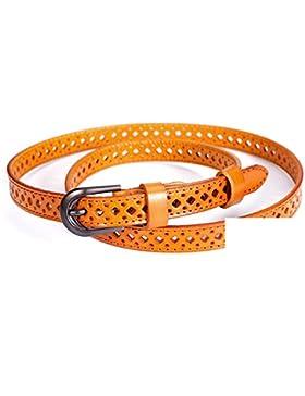 Cinturón Multiuso Simple/Moda Calada La Correa-A 105cm(41inch)