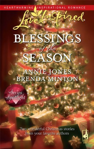 Blessings of the Season (Love Inspired) by Annie Jones (2009-11-05)