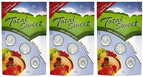 (3 PACK) – Total Sweet – Total Sweet   1000g   3 PACK BUNDLE