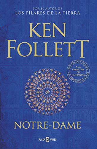 Notre-Dame eBook: Follett, Ken: Amazon.es: Tienda Kindle