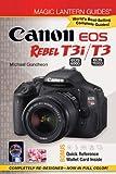 Magic Lantern Guides®: Canon EOS Rebel T3i (EOS 600D) /T3 (EOS 1100D) price comparison at Flipkart, Amazon, Crossword, Uread, Bookadda, Landmark, Homeshop18