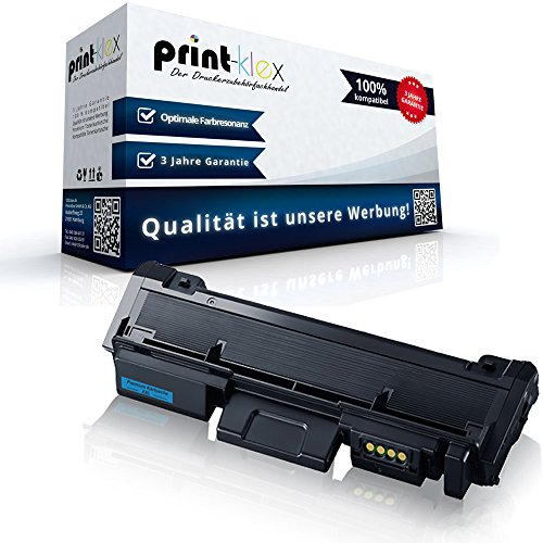 Preisvergleich Produktbild Kompatible Tonerkartusche für Samsung Xpress M2625 D Xpress M2625 F Xpress M2625 FN Xpress M2625 N Xpress M2675 FN Xpress M2825 DW MLT-D116LELS MLT 116L MLTD116L MLTD116 LELS Schwarz