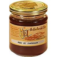Le Rucher de l'Ours - Miel de Sarrasin - Pot de 250g, Solide