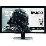 IIYAMA G-Master GE2788HS-B2 68,6cm 27Zoll 1ms Full HD 1080p VGA DVI-D HDMI 300cd/m  Lautsprecher Kopfhoereranschluss