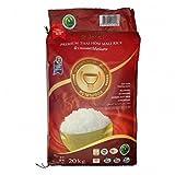 Jasmin Duft Reis - Premium Thai Hom Mali Rice - Golden Royal Bowl 20kg