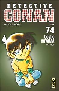Détective Conan Edition simple Tome 74