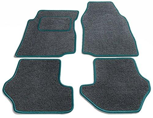 Preisvergleich Produktbild JediMats 60011-Pre-Tannengr-Schi Prestige Maßgeschneiderte Fußmatte für Ihr Auto, Schiefer