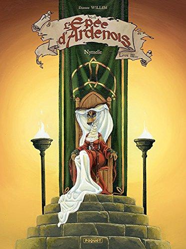 L'épée d'Ardenois T2: La prophetie