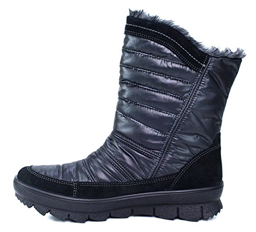 Legero 00932-00, Stivali donna Nero (nero)