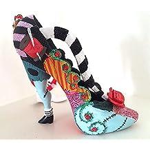 Parques de Disney Sally pesadilla antes de Navidad zapato figura adorno nuevo k Murphy