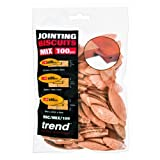 Trend BSC/MIX/100 BSC/MIX/100 Biscuit Dowell Size 0 , 10 , 20 1 Brown