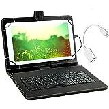 Skyberg Black 7inch Tablet Keypad Cover for Datawind Ubislate 7C Plus Edge