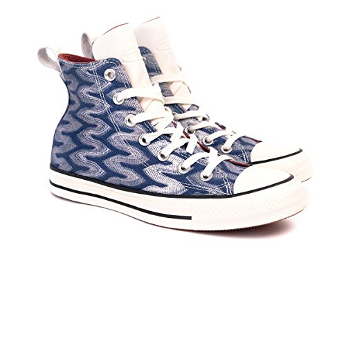 Converse 151255 Chuck Taylor All Star Unisex Sneakers Blau