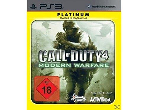 Call of Duty 4: Modern Warfare (Ps3 Call Duty 4)