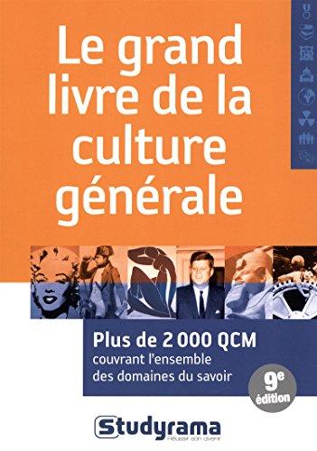 Le grand livre de la culture générale