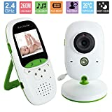 """Video Baby Monitor with Camera 2.0"""" LCD Display Review and Comparison"""