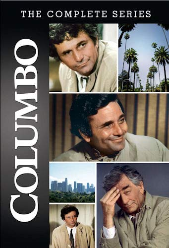 COLUMBO: THE COMPLETE SERIES - COLUMBO: THE COMPLETE SERIES (34 DVD)
