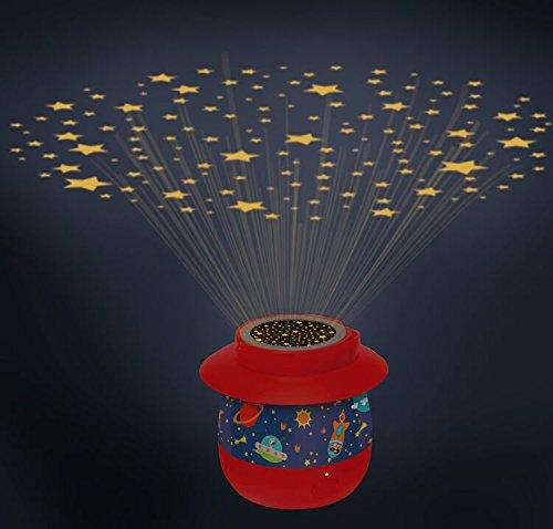 Scratch 6182318–Luz nocturna espacial, varios juguetes