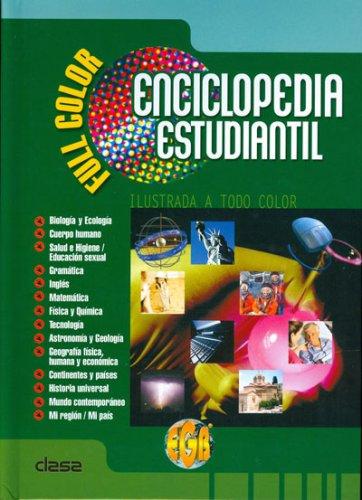 Descargar Libro Enciclopedia Estudiantil Ilustrada de Alberto Fuentes
