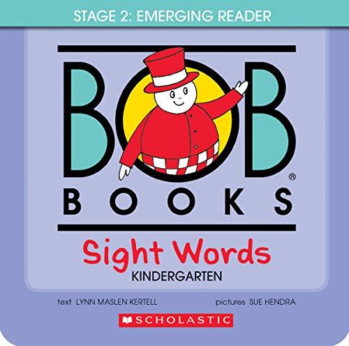 Bob Books: Sight Words: Kindergarten