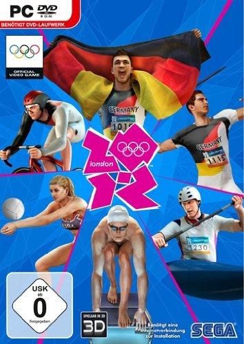 London 2012: Das offizielle Videospiel der Olympischen Spiele (Spiele Olympischen Die)