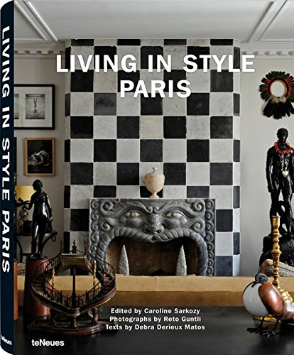 Living in Style Paris (Luxury books)