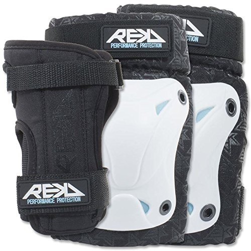Rekd Recreational Triple Pad Set White Large -